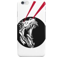 Dinosaur uprising iPhone Case/Skin