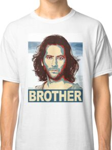 Lost - Desmond Brother Classic T-Shirt
