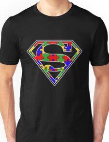 Autism Awareness Super Hero Shirt Unisex T-Shirt