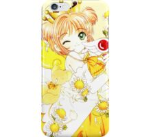 Sakura vs. Opening 2 iPhone Case/Skin