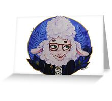 Assistant Mayor Bellwether- Zootopia Greeting Card