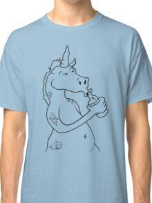 Drink Unicorn Drink Classic T-Shirt