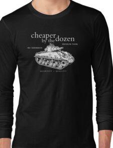 M4 Sherman Tank Long Sleeve T-Shirt