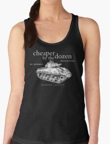 M4 Sherman Tank Women's Tank Top
