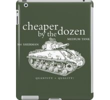 M4 Sherman Tank iPad Case/Skin