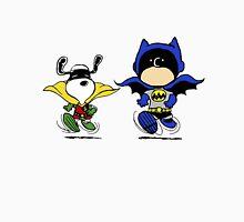 Peanuts Superheroes Unisex T-Shirt