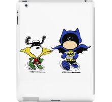 Peanuts Superheroes iPad Case/Skin