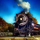 The Western Maryland 734 by ArtbyDigman