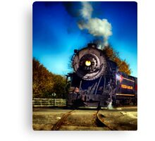 The Western Maryland 734 Canvas Print