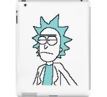 Rick Sanchez 128x128 pixel art - Rick and Morty iPad Case/Skin