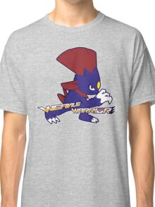 Weavile Warrior Classic T-Shirt