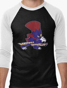 Weavile Warrior Men's Baseball ¾ T-Shirt