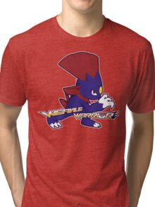 Weavile Warrior Tri-blend T-Shirt