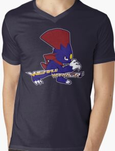 Weavile Warrior Mens V-Neck T-Shirt