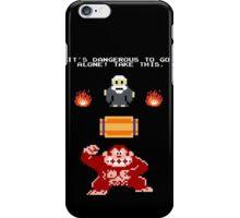 Donkey Kong Zelda iPhone Case/Skin