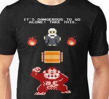 Donkey Kong Zelda Unisex T-Shirt