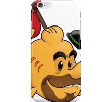 hobo fish iPhone Case/Skin