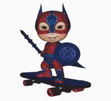 Masked Avenger Kids Tee