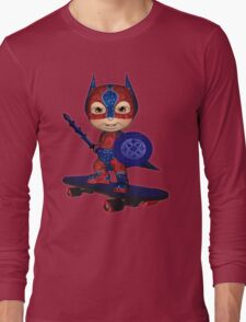 Masked Avenger Long Sleeve T-Shirt