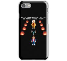 Back To The Zelda iPhone Case/Skin
