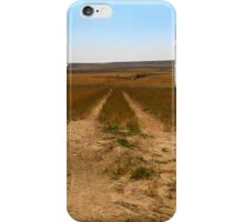 A Road to the Horizon  iPhone Case/Skin