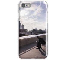 Cubicle lament - Southbank Melbourne iPhone Case/Skin