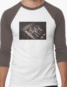 HABANOS Men's Baseball ¾ T-Shirt