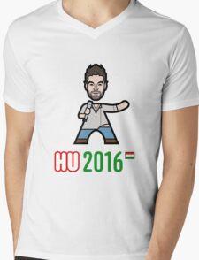 Hungary 2016 Mens V-Neck T-Shirt