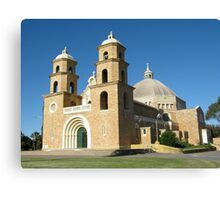 St Francis Xavier Cathedral, Geraldton, Australia Canvas Print