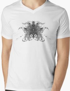 Aero Inkblot Mens V-Neck T-Shirt