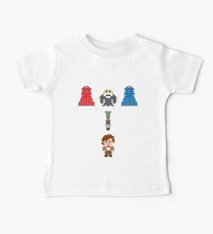 Doctor Who Meets Zelda Baby Tee