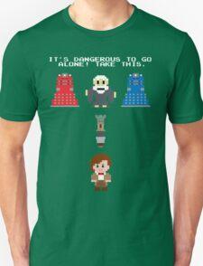 Doctor Who Meets Zelda T-Shirt