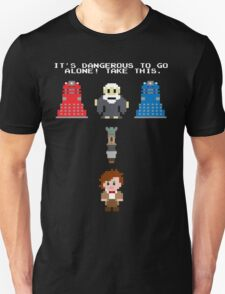 Doctor Who Meets Zelda T-Shirt