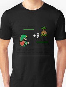 Zelda Pokemon Fight T-Shirt