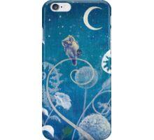 Little Amethyst Owl. iPhone Case/Skin