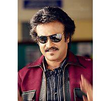 Rajinikanth (Anna)  has won six Tamil Nadu State Film Awards—four Best Actor Awards  Photographic Print