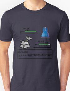 Doctor Who Pokemon Battle Unisex T-Shirt