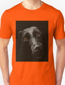 Sad Brown Eyes T-Shirt