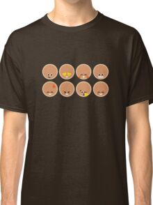 Emoji Building - Pancakes Classic T-Shirt