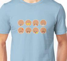 Emoji Building - Pancakes Unisex T-Shirt