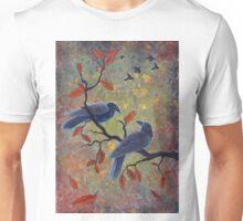 Autumn Ravens Unisex T-Shirt