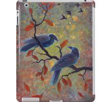 Autumn Ravens iPad Case/Skin