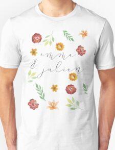 Emma and Julian #2 Unisex T-Shirt