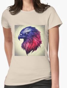 Georgeous Eagle Womens Fitted T-Shirt