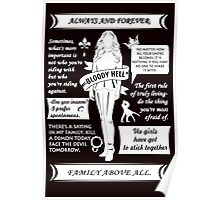 Rebekah Mikaelson Quotes. Poster