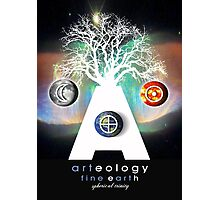 arteology universe 3 Photographic Print