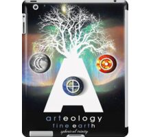arteology universe 3 iPad Case/Skin