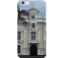 Entrance to City Hall iPhone Case/Skin