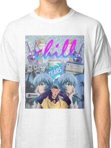 Vaporwave Chill aesthetics Classic T-Shirt