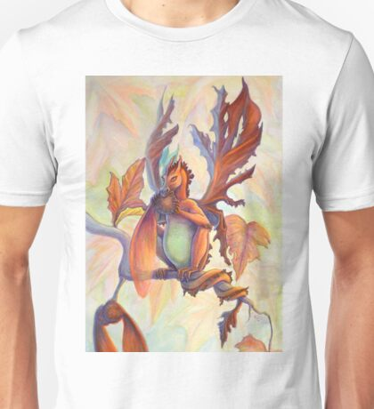 Maple Leaf Fairy Dragon T-Shirt